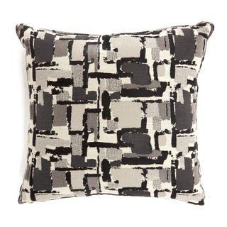 Furniture of America Wyon Contemporary Fabric Throw Pillows Set of 2