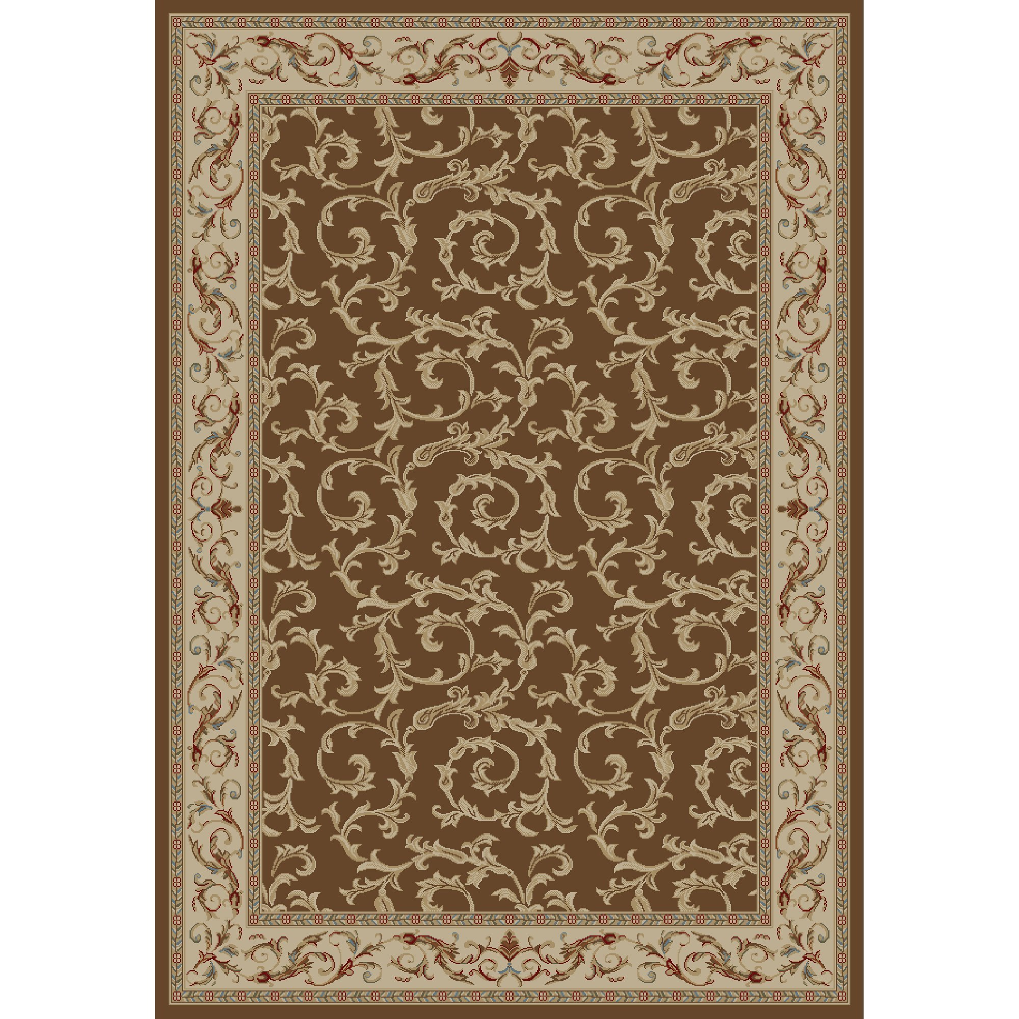 Concord Global Jewel Ivy Area Rug For