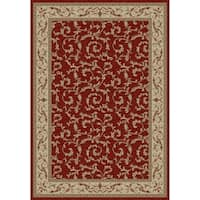 Concord Global Jewel Ivy Area Rug - 6'7 x 9'3