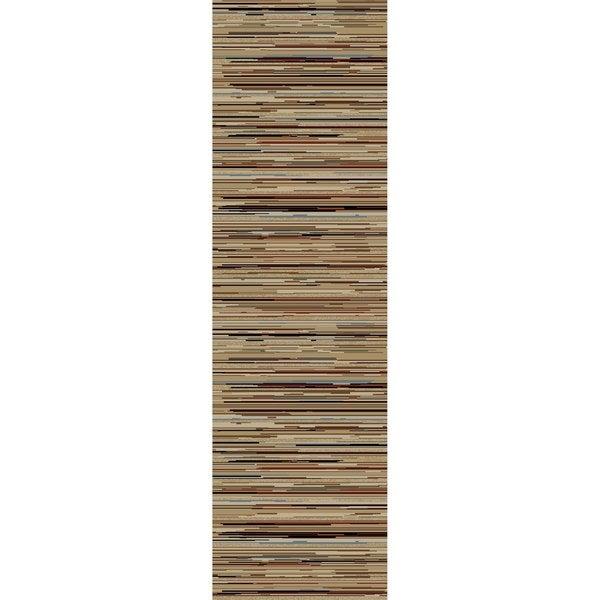 "Concord Global Jewel Sidney Multicolor Area Rug - 2'3"" x 7'7"""