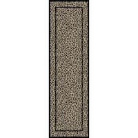"Concord Global Jewel Leah Beige Runner - 2'3"" x 7'7"" Runner"