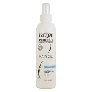 Razac Perfect For Perms 8-ounce Hair Oil Spray