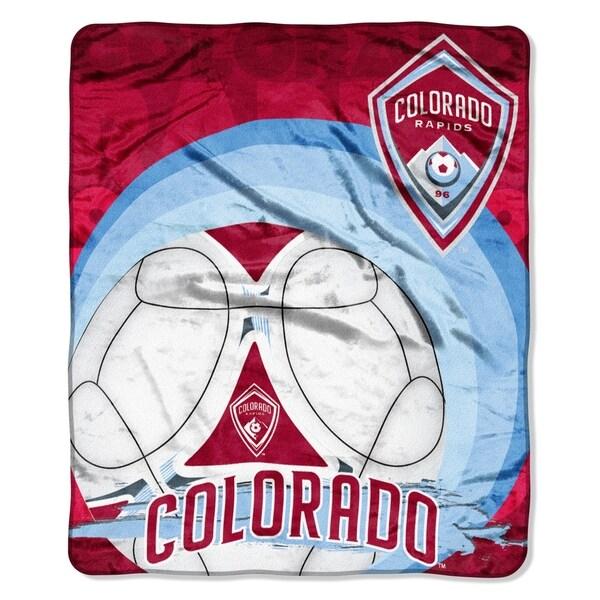 MLS 070 Colorado Rapids Throw