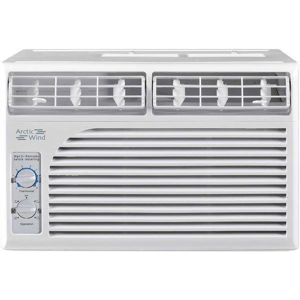 ... Wind AW5005M 5,000 BTU Window Air Conditioner With Mechanical Controls