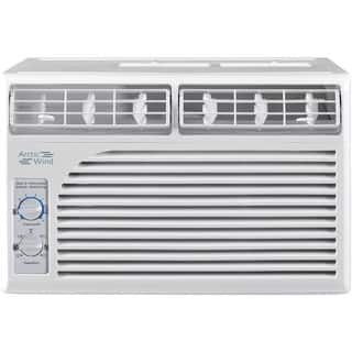 Arctic Wind AW5005M 5,000 BTU Window Air Conditioner With Mechanical Controls - N/A