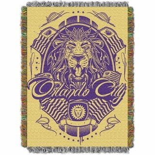 MLS 051 Orlando City FC Handmade Tapestry