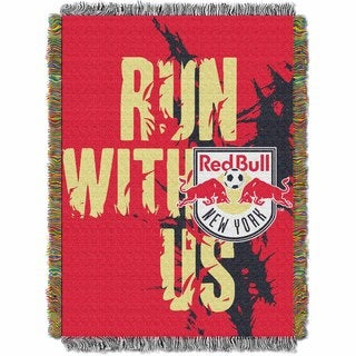 MLS N.Y. Red Bull 051 Handmade Tapestry