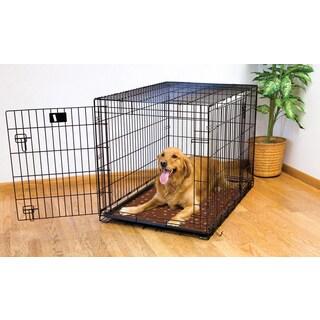 Drymate Multicolor Waterproof Dog Crate Mat