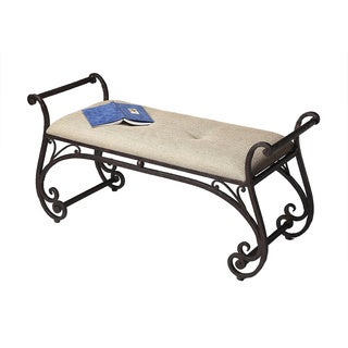 Butler Metalworks Iron Bench