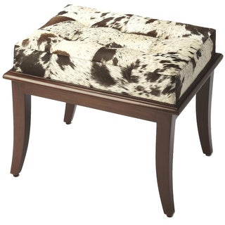 Butler Dania Hair-on-hide Stool
