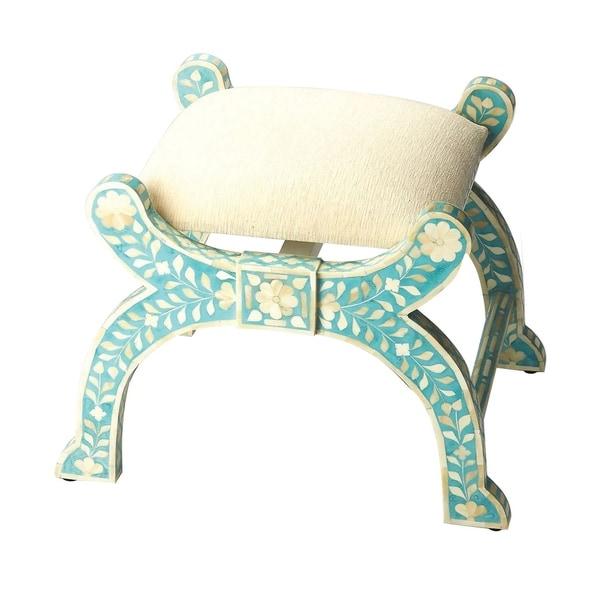 Astonishing Shop Butler Vivienne Traditional Hand Carved Jade Bone Inlay Creativecarmelina Interior Chair Design Creativecarmelinacom