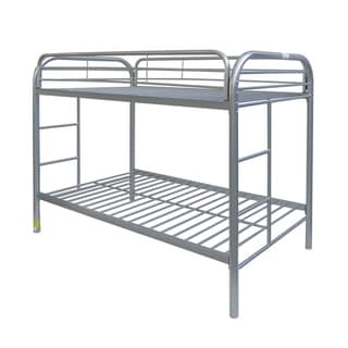 Thomas Silver Twin Bunk Bed