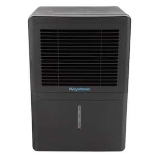 Keystone KSTAD706B-BLK Black 70 pt. Dehumidifier https://ak1.ostkcdn.com/images/products/12036924/P18908613.jpg?impolicy=medium