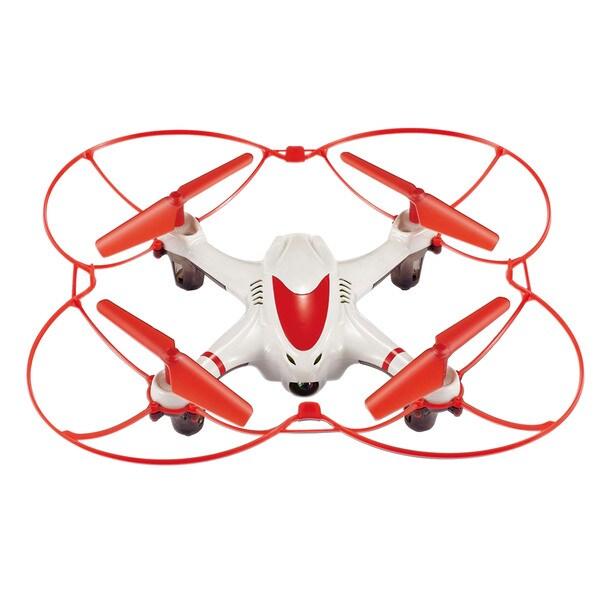 Riviera RC White Nano Cam HD Quadcopter Drone
