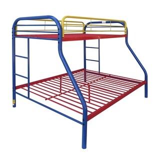 Tritan Rainbow Twin/Full Bunk Bed