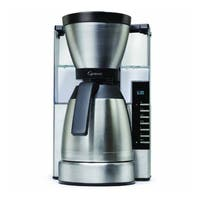 Capresso MT900 10-Cup Rapid Brew Coffee Maker + Thermal Carafe