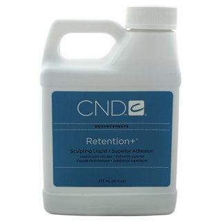 CND Retention + Sculpting Liquid 16-ounce Nail Care