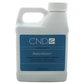 CND Retention + Sculpting Liquid 16-ounce Nail Care