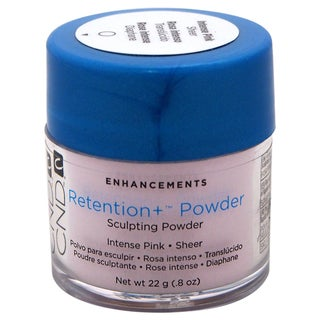 CND Retention + Powder Sculpting Powder Intense Pink 0.8-ounce Nail Care