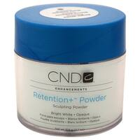 CND Retention + Powder Sculpting Powder Bright White 3.7-ounce Nail Care