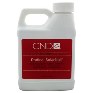 CND Radical SolarNail Sculpting Liquid 16-ounce Nail Care