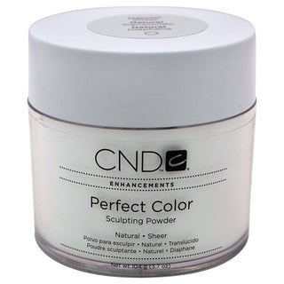 CND Perfect Color Sculpting Powder Natural Sheer 3.7-ounce Nail Care