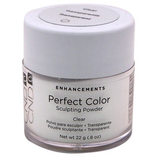 CND Perfect Color Sculpting Powder Clear 0.8-ounce Nail Care