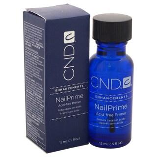 CND NailPrime Acid-free Primer 0.5-ounce Nail Primer