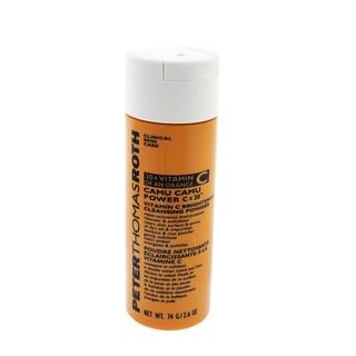 Peter Thomas Roth Camu Camu Power C x 30 Vitamin C Brightening 2.6-ounce Cleansing Powder