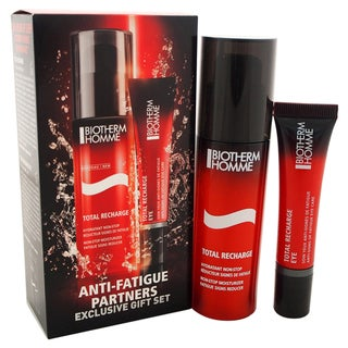 Biotherm Homme Total Recharge Face & Eye 2-piece Set