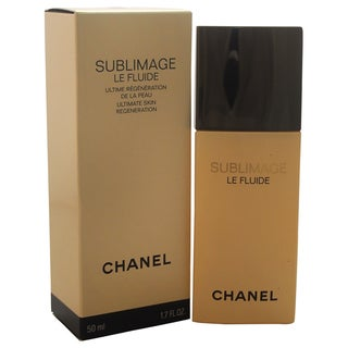 Chanel Sublimage Le Fluide Ultimate Skin Regeneration 1.7-ounce Serum