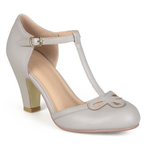 4fbbb51f295 Buy Grey Women's Heels Online at Overstock | Our Best Women's Shoes ...