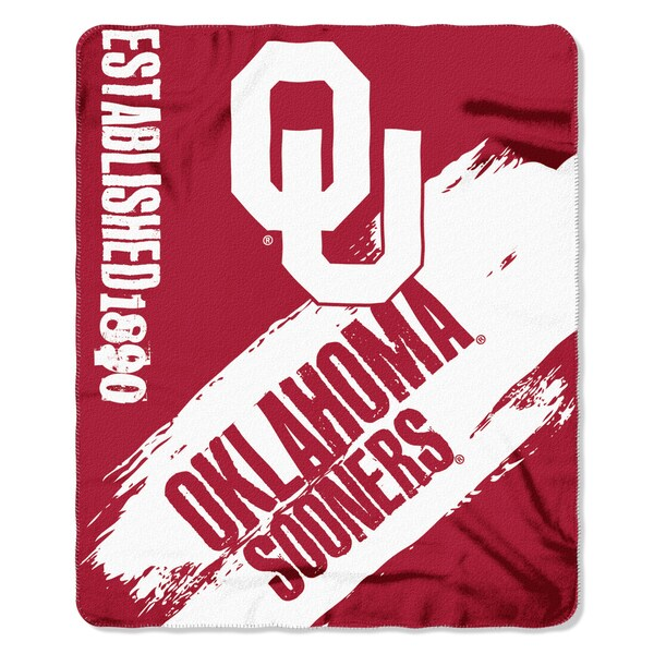 COL 031 Oklahoma Multicolor Polyester Painted Fleece
