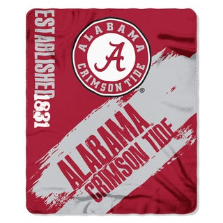 COL 031 Alabama Multicolor Polyester Painted Fleece