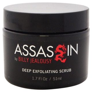 Billy Jealousy Assassin Deep Exfoliating 1.7-ounce Facial Scrub