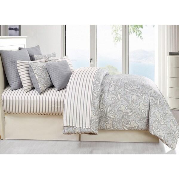 Mathylda 10-Piece Comforter Set