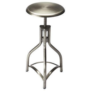 Butler Industrial Chic Aluminum Oxide-finished Iron Counter-height Bar Stool