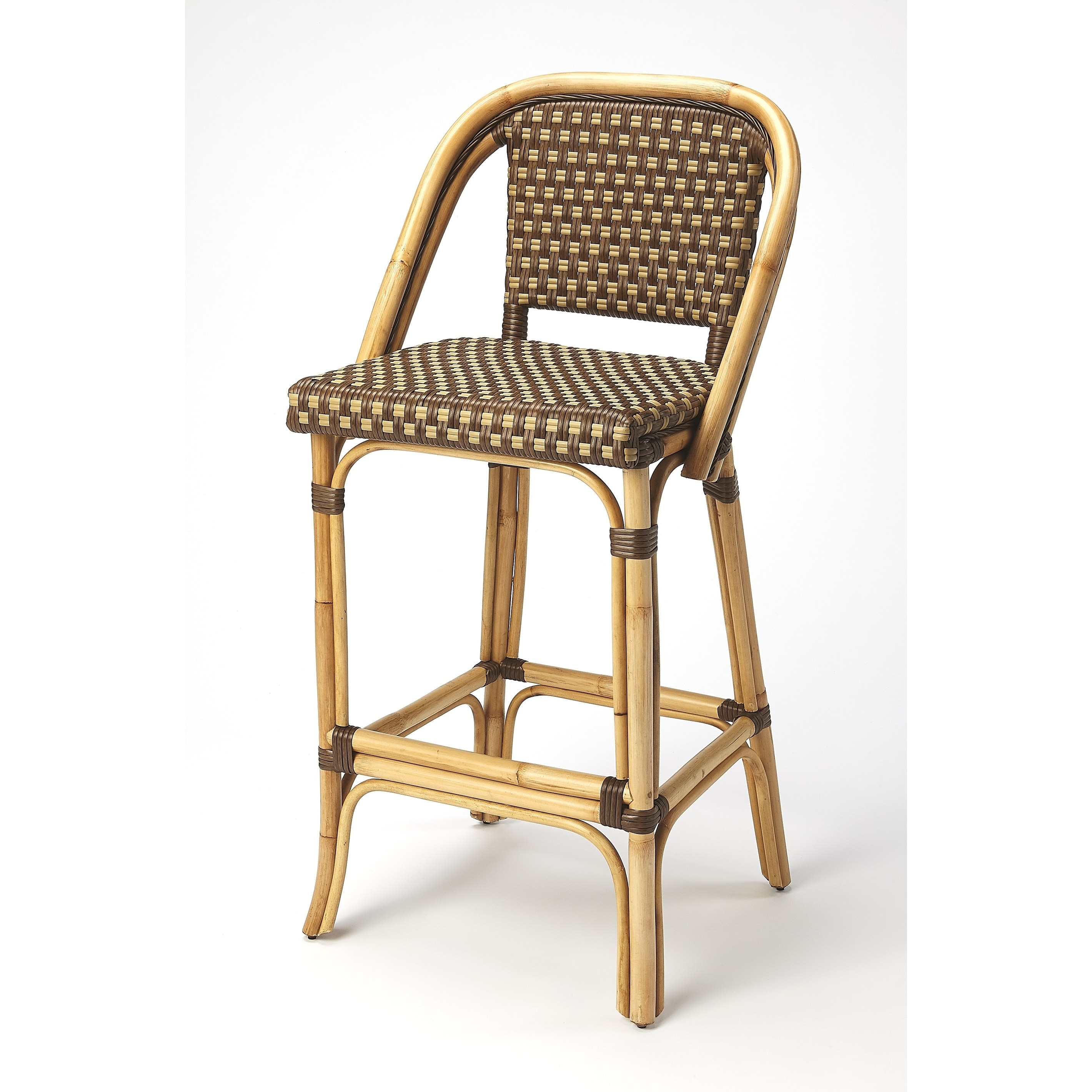 Terrific Buy Rattan Counter Bar Stools Online At Overstock Our Evergreenethics Interior Chair Design Evergreenethicsorg