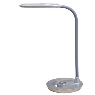 Tensor 19641-001 Silver 15.75-inch LED Adjustable Dimmable Task Lamp