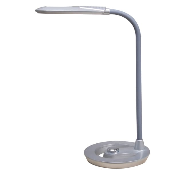 Tensor 19641 001 Silver 1575 Inch LED Adjustable Dimmable