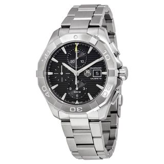 Tag Heuer Men's CAY2110.BA0927 'Aquaracer' Chronograph Automatic Stainless Steel Watch