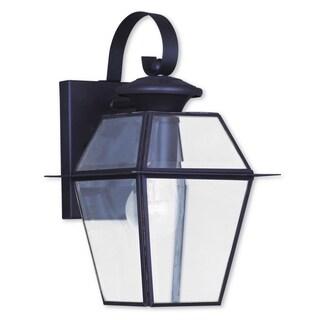 Livex Lighting Westover Bronze 1-light Outdoor Wall Lantern