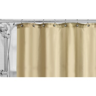 Excell Bowery Fabric Shower Curtain Liner - 19061607 - Overstock ...
