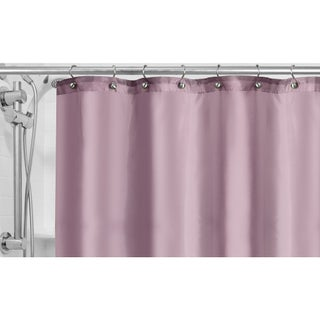 Popular Bath Fabric Shower Curtain Liner