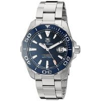 Tag Heuer Men's WAY211C.BA0928 'Aquaracer' Automatic Stainless Steel Watch