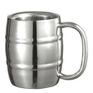 Visol Little 9-ounce Cooper Double Walled Stainless Steel Mug