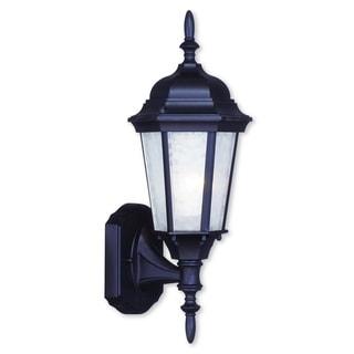 Livex Lighting Hamilton Bronze 1-light Outdoor Wall Lantern