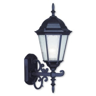 Livex Lighting Hamilton Bronze 1-light Outdoor Wall Lantern