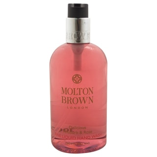 Molton Brown Delicious Rhubarb & Rose Fine 10-ounce Liquid Hand Wash
