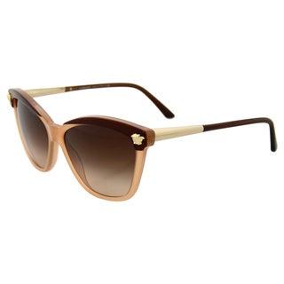 Versace VE 4313 5178/13 - Brown Beige by Versace for Women - 57-15-140 mm Sunglasses